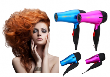 WowHair Portable Foldable Hair Dryer