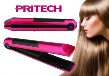 WowHair PRITECH Wireless Usb Rechargeable Hair Straightener