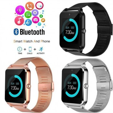 Z60 PLUS Bluetooth Smart Watch