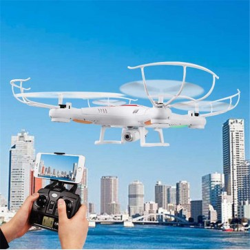 X5C-1 2.4GHZ Gyro RC Quadcopter Drone