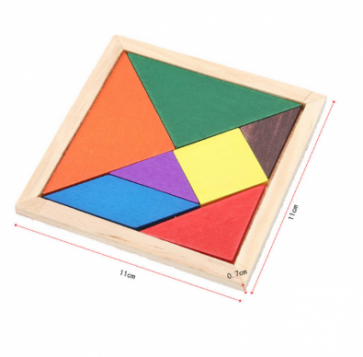 Wooden Jigsaw Puzzle Toys