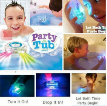Color Changing LED Light Toy