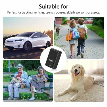 Magnetic Mini GPS Tracker