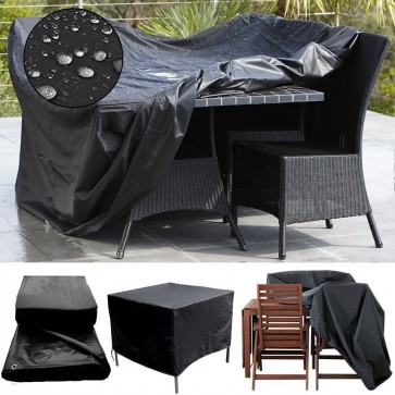 Waterproof Rattan Cube Cover