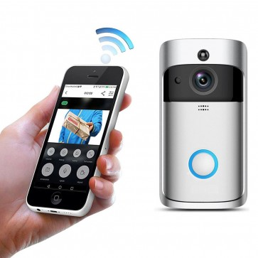 WiFi Security DoorBell - Batteries are not included