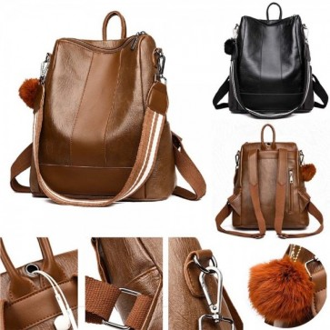 Women Backpack Shoulder Bag