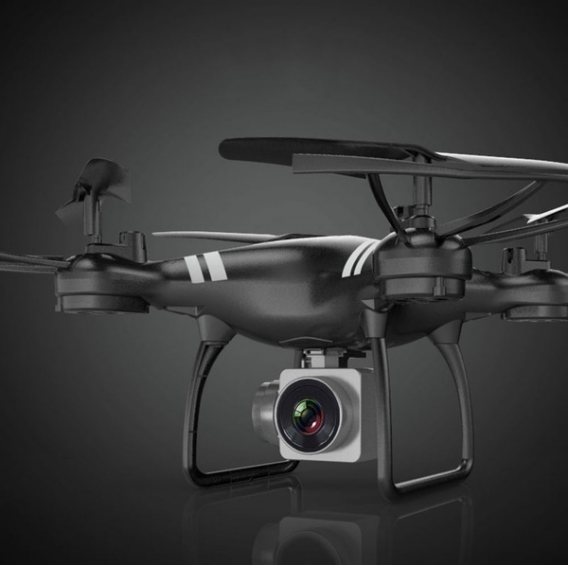 RC Drone with 4K Wide-Angle Camera High Definition Aerial Phone Control  Aircraft