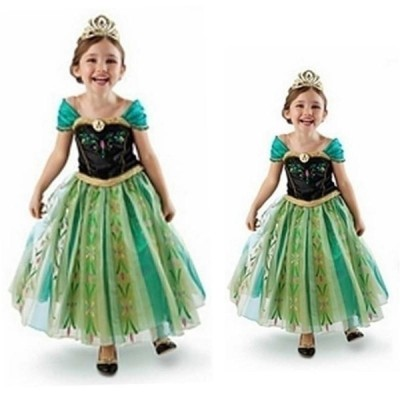Princess Kids Cosplay Dress