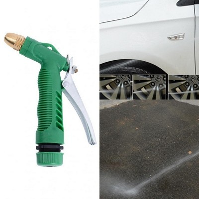 Hose Nozzle Spray Water car wash Gun Garden Watering Tool
