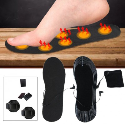 Electric Battery Heated Shoes Pad