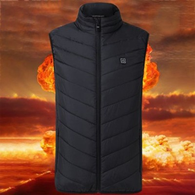 Electric Vest Heated Cloth Jacket