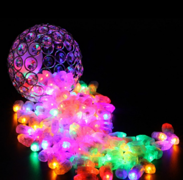 LED Lamp Lights Balloons