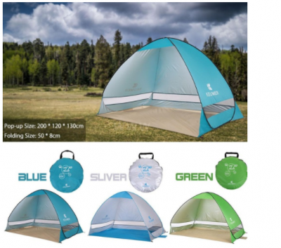 Automatic Instant Pop-up Portable Beach Tent