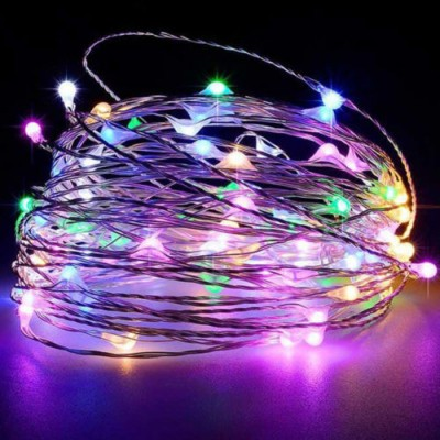 LED Solar Power Fairy Lights