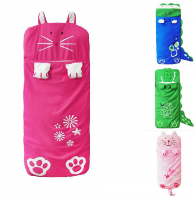 Baby cotton winter sleeping bag