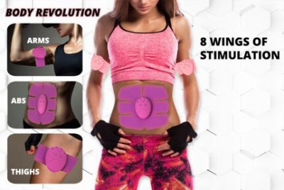 Abs Stimulator Abdominal Muscle Training Belt