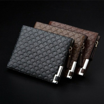 Mens Luxury Leather Soft Wallet