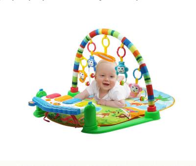 Baby Gym Playmat 3 in 1 Music And Lights