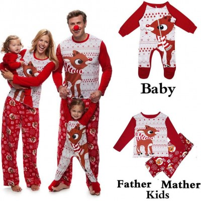 Nightwear Family Christmas Pyjamas