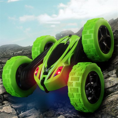 Remote Control 360 Degree Tumbling Stunt Toy Car